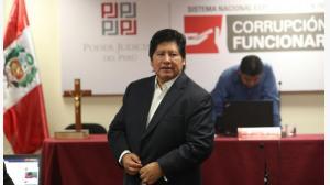 Nakazaki: Mañana deberían estar revocando la prisión preventiva de Oviedo