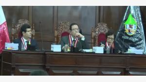 """Nakazaki sobre Fujimori: """"La única vía en la que se puede dejar sin efecto un indulto es el amparo"""""""