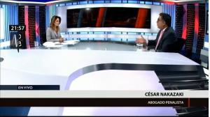 Nakazaki: El gran problema de investigaciones Lava Jato es falta de información de Brasil